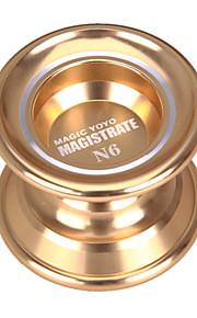 n6 profissional da liga de alumínio yo-yo