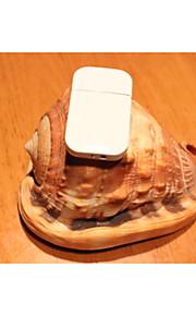 kreativ tynde hvide bil logo lightere mønster (tilfældig) i lakken, der bage