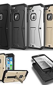 tre anti-belteholder telefon tilfelle for iphone 6plus / 6s pluss (assorterte farger)