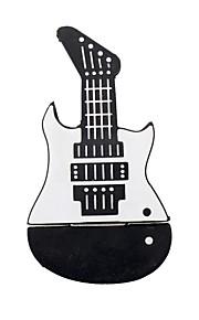 lindo manera guitarra historieta de la forma del usb 2.0 del flash pen drive memory stick unidad 2gb