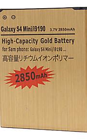 2850 - Samsung - Samsung S4 Mini I9190/S4 mini - vervang batterij - S4mini - Nee