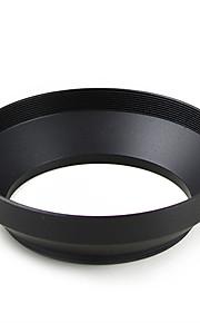 mengs® 55 milímetros de alumínio grande angular cobertura da lente para canon nikon sony fuji pentax Olympus etc todos os tipos de câmera