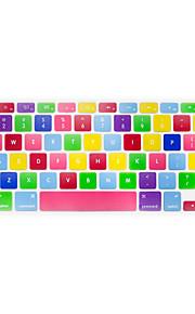 """CCR sette caramelle pelli della copertura della tastiera del silicone di colore per MacBook Air 13 """", retina 13"""" 15 """""""
