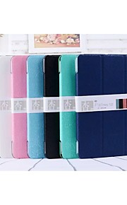 Luxury Slim Smart Wake Plastic Case Cover with Stand For Apple iPad 2/3/4 (Assorted Color)