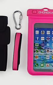 waterdichte mobiele telefoon geval tas voor iphone 6plus