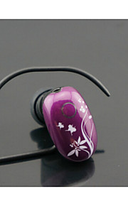 H52 Headphone Bluetooth 4.0 Earhook Volume Control Noise-Cancelling Wireless Stereo for Mobile Phone