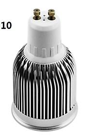 GU10/GU5.3 7 W 1 COB 630-700LM LM Varm hvit/Kjølig hvit Spotlys AC 220-240/AC 110-130 V