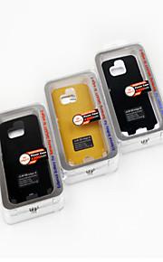 4200mAh Cassa di batteria di sostegno portatile esterno per bordo galassia S6 (colori assortiti)