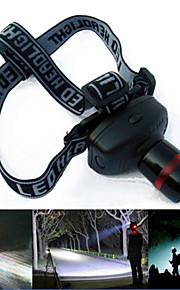 LED - Camping/Vandring/Grotte Udforskning/Jagt/Rejse/Klatring/Til Astronomer - Hovedlygter ( Justerbart Fokus ) 3 Tilstand1501 Lumens or