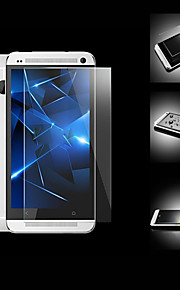 Ultra HD fina capa protetora clara prova de explosão tela de vidro temperado para HTC One m7