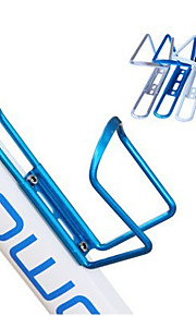 Aluminium Alloy Bicycle Water Bottle Cages (Random Color)