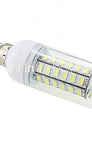 E14/G9/B22/E26/E27 10 W 48 SMD 5730 1000 LM Varm hvit/Kjølig hvit Kornpære AC 220-240 V