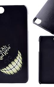 아이팟 터치 5 casefor 치아 패턴 프로스트 PC 소재 전화