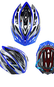 Colorful One-Piece Bicycle Helmets Mountain Biking Helmet Breathable Protective Durable HQX0730
