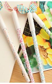 schöne Dame bowknot Nullfeder (gelegentliche Farbe)