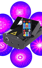 LT- Mini with Remote Control Red Green Blue Laser Projector