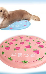 FUN OF PETS® Lovely Summer Circle Ice Pad for Pets (Assorted Colours)