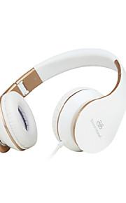 écouteurs sonores entonnent i65 avec microphone, casque d'écoute stéréo avec contrôle de volume en ligne