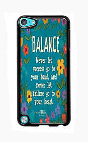 Balance Design Aluminum High Quality Case for iPod Touch 5