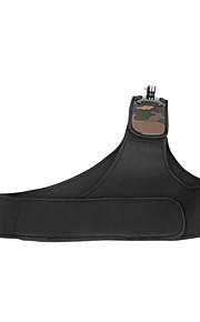 KingMa Strap Camouflage Mount Harness Chest Belt Single Shoulder Holder Stand For GoPro4/3+/3/2/1