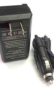 US 4.2V EN-EL11/DB-80 /LI60B/ DLI78 Car Charger for Nikon S560 S500 /Pentax M50