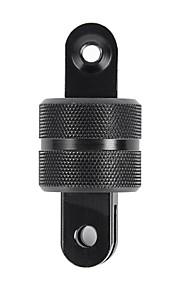 360 Degree Rotation Sport Camera CNC Connector for GoPro Hero 4/3+/3/2/sj4000/sj5000/sj6000