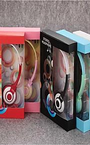 j-01 élégant sur-oreille casque pour iPhone 6/6 plus / 5s / 5/4 / 4S