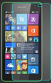 마이크로 소프트의 루미아 535을위한 강화 유리 화면 보호기