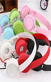 Y505 Stylish On-Ear Headphone for iPhone 6/6 Plus/5S/5/4S/4