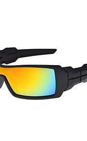 サイクリング/フィッシング/キャンピング&ハイキング/ボート遊び/オートバイ/保護マスク 人々/女性たち/ユニセックス 's 100パーセントのUVA&UVB/風防 ラップ スポーツグラス