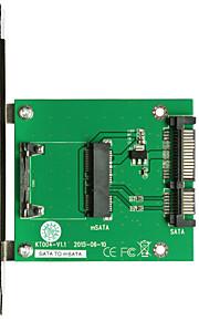 MAIWO SATA TO half mSATA Card KT004A