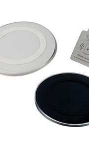 i-WF-wc1-ip du chargeur sans fil fixé pour iPhone6 / 6plus / 5s / 5 (noir / blanc)