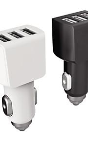27.5w 3 Port chargeur de voiture USB