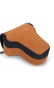 dengpin neopren blød kamera beskyttende sag taske pose til Sony ilce-7rm2 a7ⅱ med 24-70 eller 28-70 linse (assorterede farver)