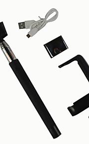 folde selfie stick bluetooth D09 monopod med spejl til mobiltelefon og kamera størrelse: 29x8x6cm