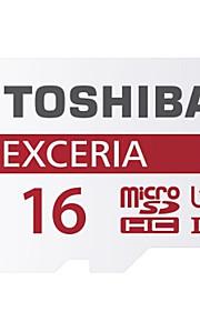 originele toshiba exceria 16GB microSDHC UHS-1 geheugenkaartlezer 48m / s