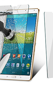 angibabe 0.4mm 9h 2.5D herdet glass skjermbeskytter for Samsung Galaxy Tab s T700 8.4 inch