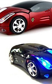 Car Style Multi Color Wired Mouse Mice