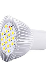 8W GU10 LED-spotpærer PAR38 16 SMD 5630 650LM lm Varm hvit / Kjølig hvit Dekorativ AC 85-265 V 1 stk.