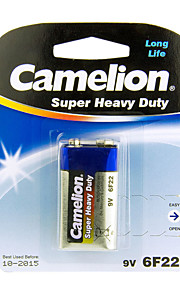 Camelion Super Heavy Duty Primary Batteries Size 9V (1pcs)