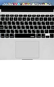 xskn copertura della pelle della tastiera del silicone ebraico per MacBook Air 13, MacBook Pro senza retina 13 15 17, noi il layout