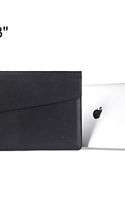 Envelop Design Slim PU Leather Laptop Sleeve Carrying Case Bag for MacBook Air 13'' /Macbook Pro 13'' with Retina