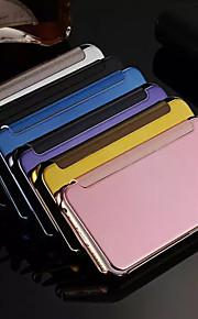 flerfarget speil telefon skall for iPhone 5 / 5s (assorterte farger)