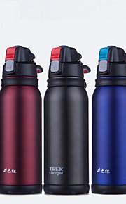 600ML Outdoor Sports Green Portable Water Bottle