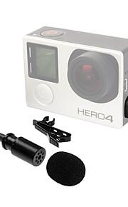 BOYA BY-GM10 Omni Directional Condenser Microphone for GoPro HERO 4 HERO3+ HERO3