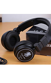 keeka ke-600 elegante cuffia stereo per iPhone e altri cellulari (colori assortiti)