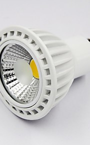 7W E14 GU10 E26/E27 E11 LED-spotpærer G50 1 COB 630 lm Varm hvit Kjølig hvit Naturlig hvit Dimbar DekorativAC 85-265 DC 12 AC 220-240 AC