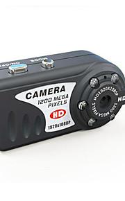 T8000 Infrared Mini 8pin 1080*720p HD USB Night Vision Camcorder DV DVR Camera Recorder 30fps