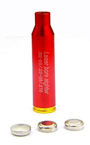 Red Laser Sight Bore Sighter 30-06/25-06/270 Win Cartridge Boresighte