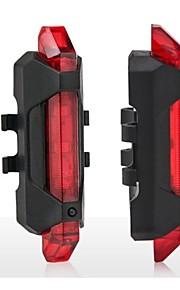 Велосипедные фары , задние фонари / огни безопасности - 4.0 Режим 15 Люмен Водонепроницаемость / Легко для того чтобы снести Прочее x